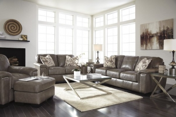 grey sofa leather